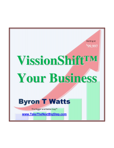 Vission Shift Your Business