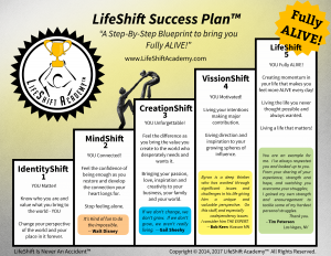 LifeShift Success Plan™